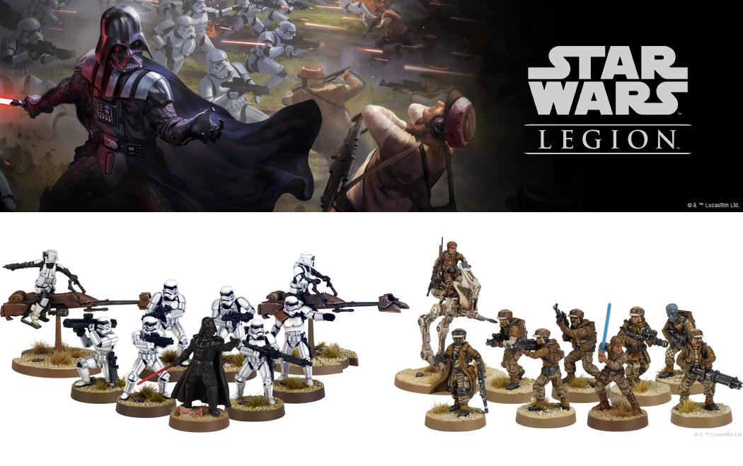 Juego De Mesa Star Wars Legion