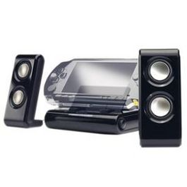 ALTAVOCES 2 IN 1 SOUND SYSTEM THRUSTMASTER PSP