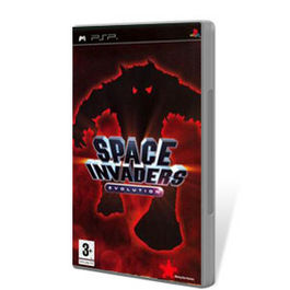 SPACE INVADERS EVOLUTION PSP