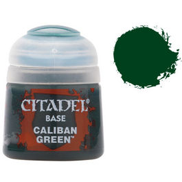 WH CALIBAN GREEN PAINT