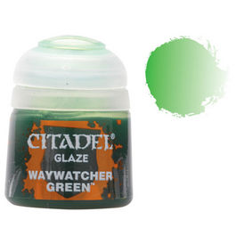 WH WAYWATCHER GREEN PAINT