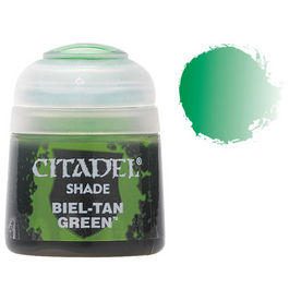 WH BIEL TAN GREEN PAINT