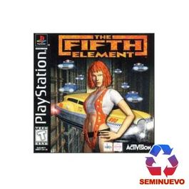 THE FIFTH ELEMENT PS ONE (SEMINUEVO)