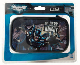 FUNDA BATMAN DARK KNIGHT RISES 3DS - DS