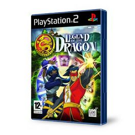 LEGEND OF DRAGON PS2