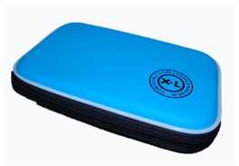 FUNDA 3DS XL CELESTE