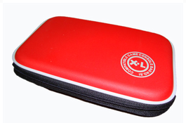 FUNDA 3DS XL ROJA