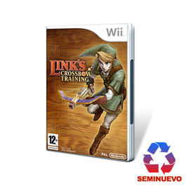 LINKS CROSSBOW TRAINING Wii (SEMINUEVO)