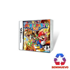 MARIO PARTY DS (SEMINUEVO)