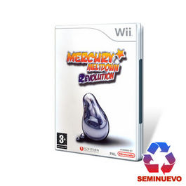 MERCURY MELTDOWN REVOLUTION Wii (SEMINUEVO)