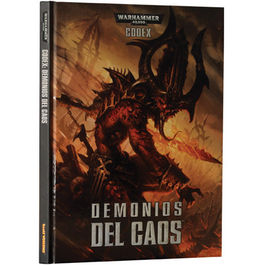WH 40K DEMONIOS DEL CAOS (CODEX 2013)