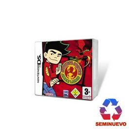 AMERICAN DRAGON JAKE LONG NDS (SEMINUEVO)
