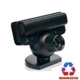 CAMARA PLAYSTATION EYE PS3 (SEMINUEVA)