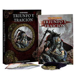 WH TRIUNFO Y TRAICION (LIBRO EXPANSION WARHAMMER)