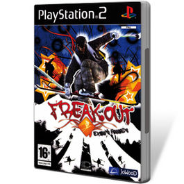 FREAKOUT EXTREME FREERIDE PS2