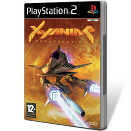 XYANIDE RESURRECTION PS2