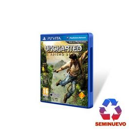 UNCHARTED GOLDEN ABYSS PS VITA (SEMINUEVO)