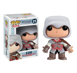 FIGURA POP ASSASSINS CREED II EZIO