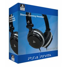 STEREO GAMING HEADSET 4GAMERS PS4 - PS VITA