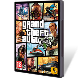 GRAND THEFT AUTO V PC + 1 MILLON $ DLC (EXCLUSIVO RESERVAS)