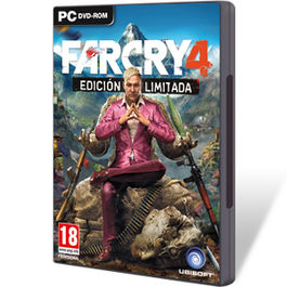 FAR CRY 4 EDICION LIMITADA PC