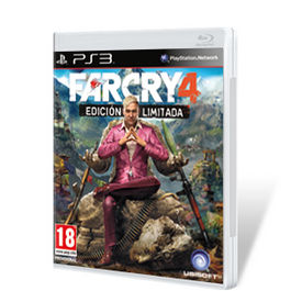 FAR CRY 4 EDICION LIMITADA PS3