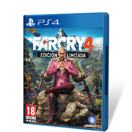 FAR CRY 4 EDICION LIMITADA PS4