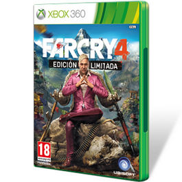 FAR CRY 4 EDICION LIMITADA XBOX 360