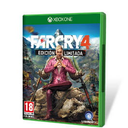 FAR CRY 4 EDICION LIMITADA XBOX ONE