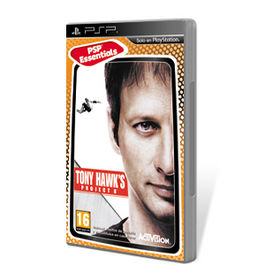TONY HAWKS PROJECT 8 ESSENTIALS PSP