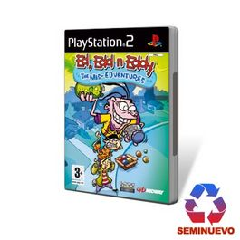 ED, EDD, AND EDDY THE MIS EDVENTURES PS2 (SEMINUEVO)