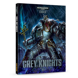 WH 40K CODEX GREY KNIGHTS (CABALLEROS GRISES)