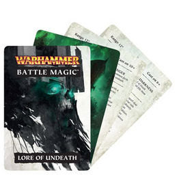 WH BATTLE MAGIC LORE OF UNDEATH (CARTAS)