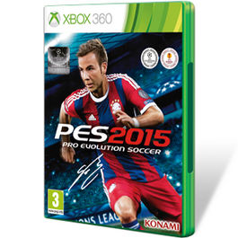 PRO EVOLUTION SOCCER 2015 DAY ONE EDITION XBOX 360 (SOLO RESERVAS)