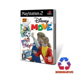 DISNEY MOVE PS2 (SEMINUEVO)