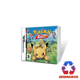 POKEMON DASH NDS (SEMINUEVO)