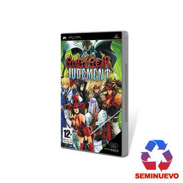 GUILTY GEAR JUDGMENT PSP (SEMINUEVO)