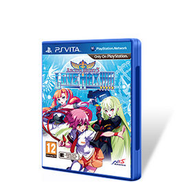 ARCANA HEART 3 LOVE MAX PS VITA