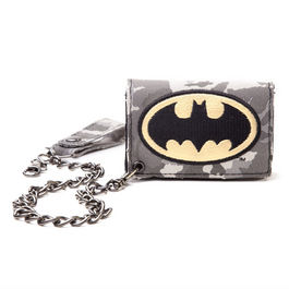 CARTERA BATMAN CAMOUFLAGE