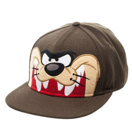 GORRA BEISBOL LOONEY TUNES TAZ BIG FACE
