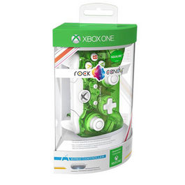 CONTROLLER WIRELESS ROCK CANDY VERDE XBOX ONE