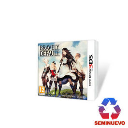 BRAVELY DEFAULT 3DS (SEMINUEVO)
