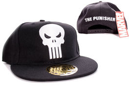 GORRA BEISBOL THE PUNISHER