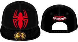 GORRA BEISBOL SPIDER-MAN RED SPIDER