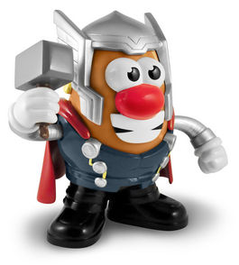 MR POTATO THOR 15 CM