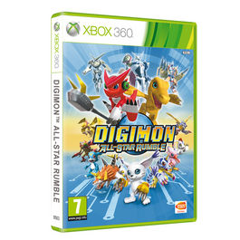 DIGIMON ALL STAR RUMBLE XBOX 360