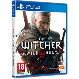 THE WITCHER 3 WILD HUNT PREMIUM DAY ONE PS4