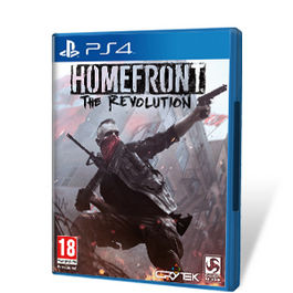 HOMEFRONT THE REVOLUTION FIRST EDITION PS4