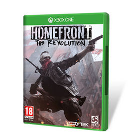 HOMEFRONT THE REVOLUTION FIRST EDITION XBOX ONE