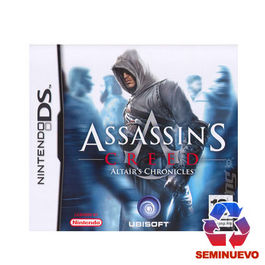 ASSASSINS CREED ALTAIR CHRONICLES NDS (SEMINUEVO)